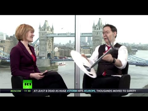 report - In this episode of the Keiser Report, Max Keiser and Stacy Herbert discuss the major trade deal struck by David Cameron during his visit to China where the U...