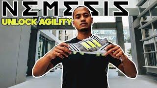 Video Nemeziz, la nouvelle chaussure de foot d'adidas pour Messi MP3, 3GP, MP4, WEBM, AVI, FLV Mei 2017
