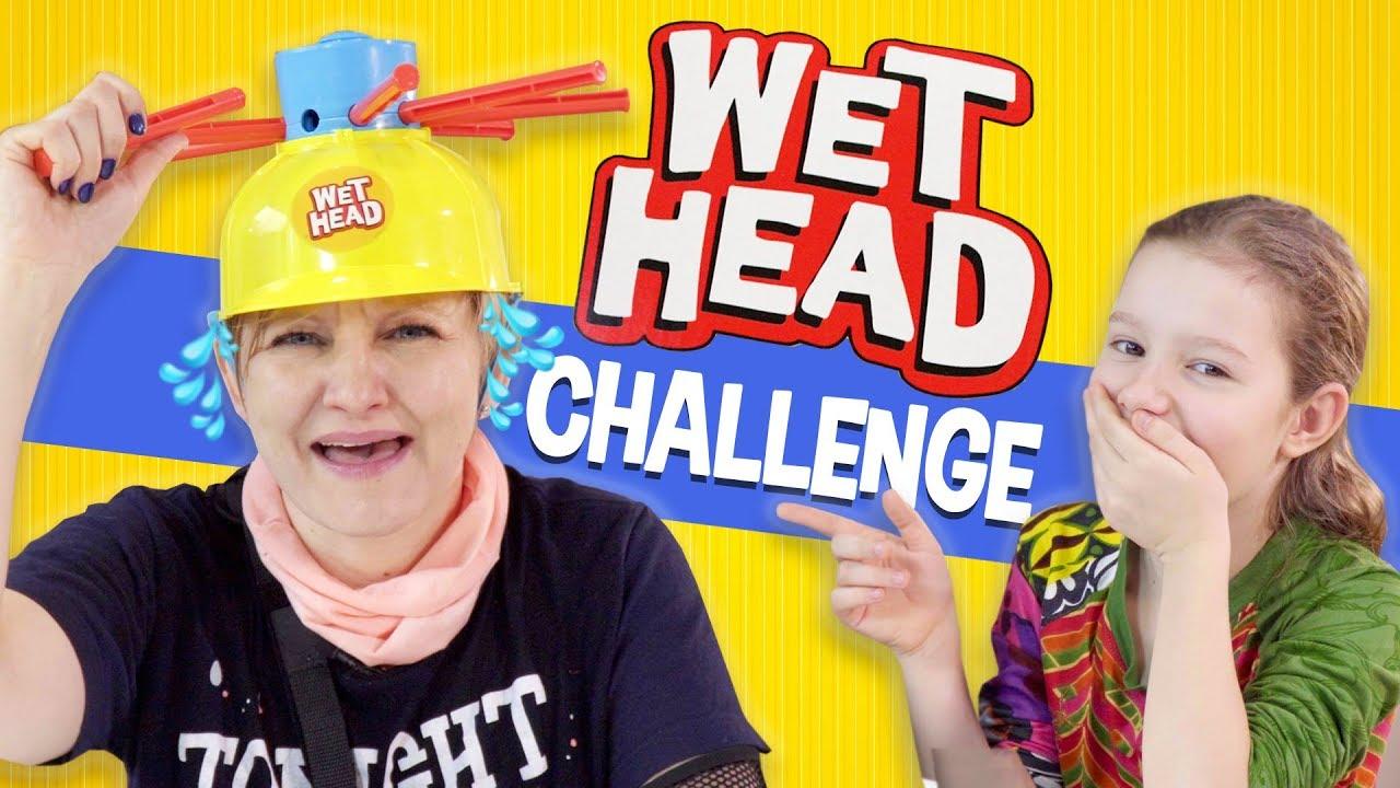 Gra Wet Head