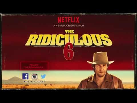 The Ridiculous 6 |official trailer (2015) Adam Sandler Netflix