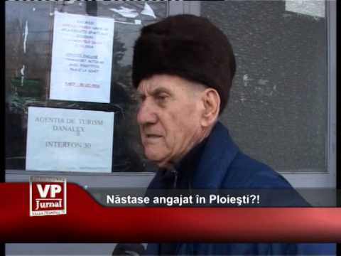 Năstase angajat în Ploieşti?!