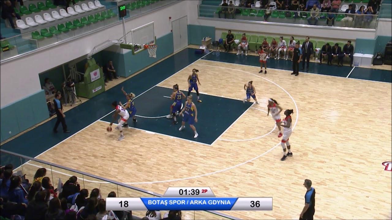 BOTAŞ Spor-Arka Gdynia Maç Özeti
