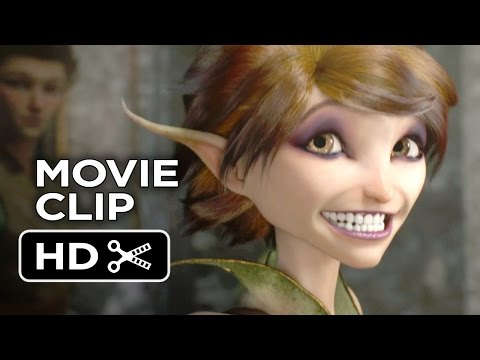 Strange Magic Movie CLIP - C'mon Marianne (2015) - Kristin Chenoweth Animated Movie HD