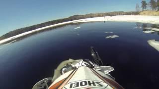 9. Xf 8000 water crossing