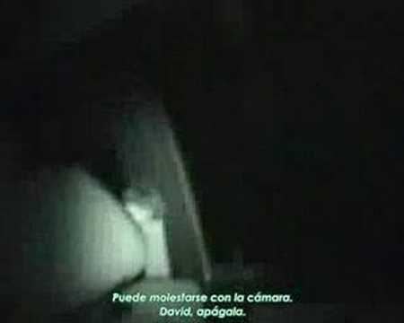 VIDEO DE FANTASMA