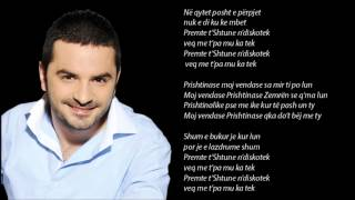 SOKOL GJAKOVA - Prishtinase-(Tekst)