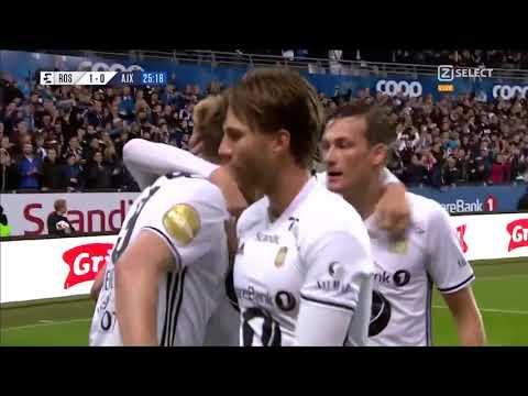 Rosenborg 3-2 Ajax - All Goals & Highlights - Europa League [HD]