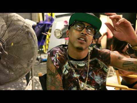 "August Alsina Ft B.O.B. ""Numb"" Behind The Scenes"