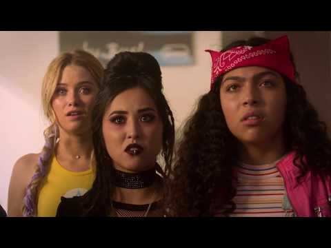 Marvel's Runaways - Season 1 Episode 10 Moments scene