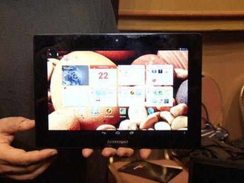 Lenovo IdeaTab S6000: $250 10-inch Android