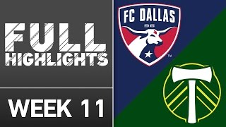 HIGHLIGHTS: FC Dallas vs. Portland Timbers | May 11, 2016 by Major League Soccer