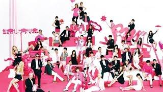 KPOP Evolution (SM Entertainment Artists Evolution) - Until 2016