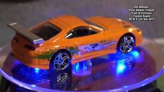 Nonton Hot Wheels #2/8 Fast & Furious Toyota Supra Paul Walker Tribute HotWheelz 4 U Toys Film Subtitle Indonesia Streaming Movie Download