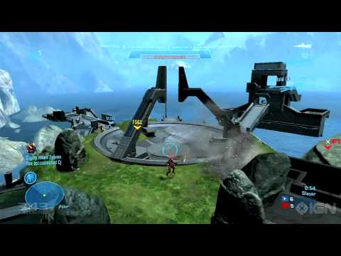 Halo Reach Multiplayer - Sometimes a valiant solo effort isn't enough to turn the tide of battle.