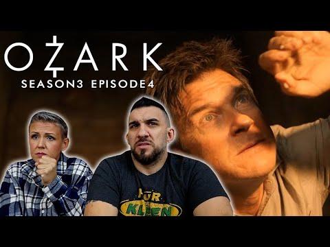 Ozark Season 3 Episode 4 'Boss Fight' REACTION!!