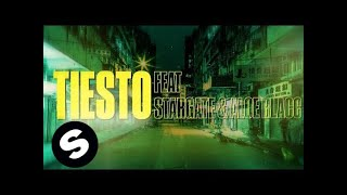 Tiësto featuring StarGate & Aloe Blacc - Carry You Home (Official Lyric Video)