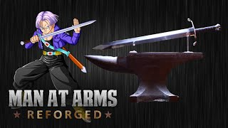 Video Trunks' Sword – Dragon Ball Z – MAN AT ARMS: REFORGED MP3, 3GP, MP4, WEBM, AVI, FLV Juli 2018