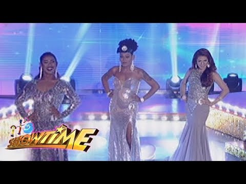 It's Showtime Miss Q and A: Meet the playful candidates of Miss Q & A!