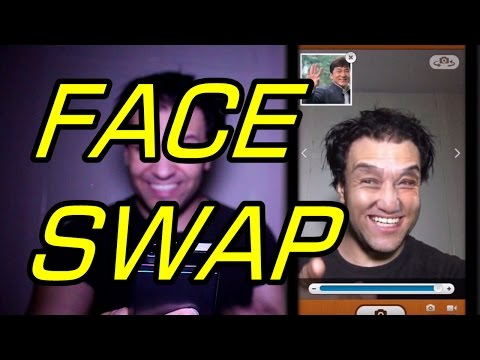 FACE SWAP LIVE CHALLENGE WITH PEWDIEPIE AND KATY PERRY