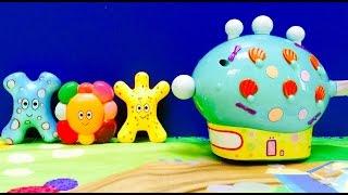 Haa Hoos & Pinky Ponk In The Night Garden Toys