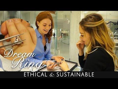 DESIGNING A SUSTAINABLE, ETHICAL ENGAGEMENT RING WITH ECKSAND | Morganite & Rose Gold | THE PURIST