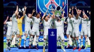 Download Video PSG 6-1 FC Barcelona | Final UEFA Champions League 2018/2019 | FIFA 19 MP3 3GP MP4