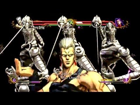 JoJo's All Star Battle: Deus_Lunarie vs Xemasklyr Ep#10 - HD