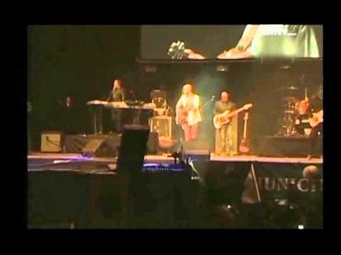 Abel Pintos video Te espero - Calafate 2014