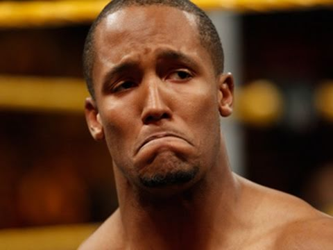 WWE NXT: Byron Saxton is eliminated from WWE NXT