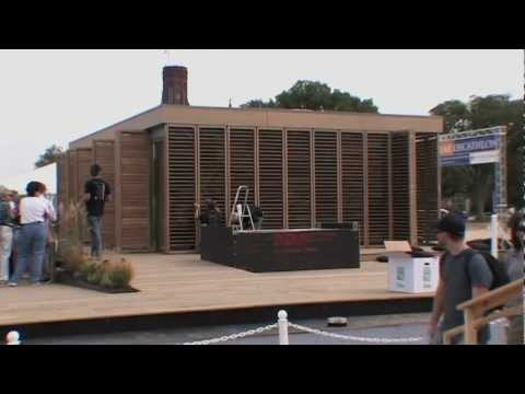 Solar Decathlon – Part 2 NECA/IBEW Team