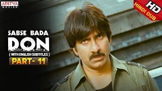 Video Sabse Bada Don Hindi Movie Part 11/11 - Ravi Teja, Shriya MP3, 3GP, MP4, WEBM, AVI, FLV Januari 2019
