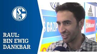 Raúl im Interview nach Schalke-Rücktritt