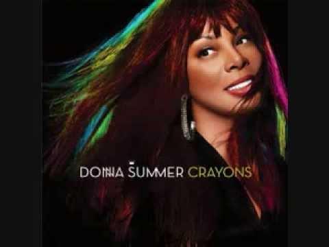 Donna Summer - Crayons (feat. Ziggy Marley) (видео)