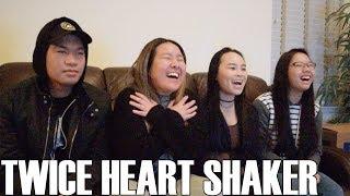 Video TWICE (트와이스)- Heart Shaker (Reaction Video) MP3, 3GP, MP4, WEBM, AVI, FLV Juli 2018