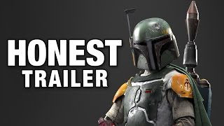 STAR WARS: BATTLEFRONT (Honest Game Trailers)