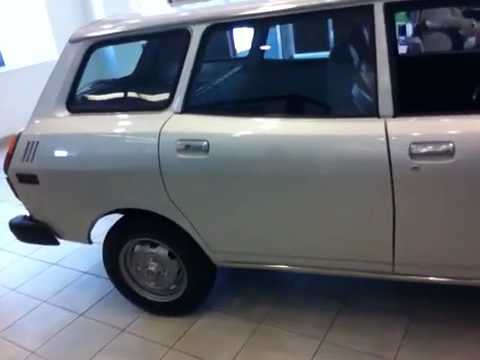Subaru 4 Wheel Drive Wagon 1979