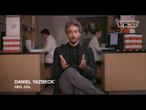 MyDx Featured on HBO DAILY VICE Season 2 - Episode 4