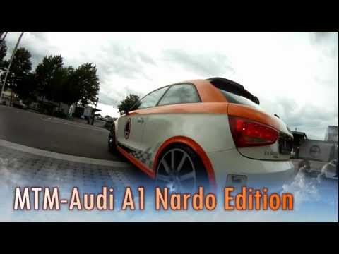 Audi A1 MTM Nardo Edition, BMW M3, Porsche 911