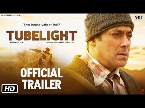 Tubelight |  Trailer | Salman Khan | Sohail Khan |