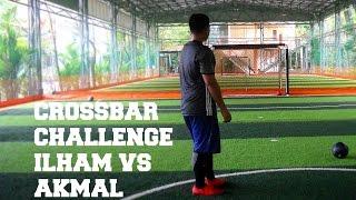 Video THE CROSSBAR CHALLENGE ! ME VS AKMAL download in MP3, 3GP, MP4, WEBM, AVI, FLV Februari 2017