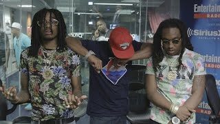 """Migos Want Nas To Spit That """"Ether"""" On Collaboration & State They're The New G-Unit (Video)"""