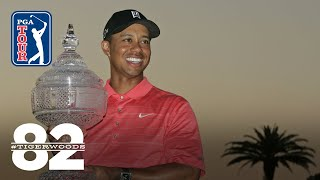 Tiger Woods wins 2006 Ford Championship at Doral   Chasing 82 by PGA TOUR
