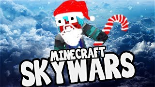 MINECRAFT SKYWARS | ¡SOY SANTA CLAUS!