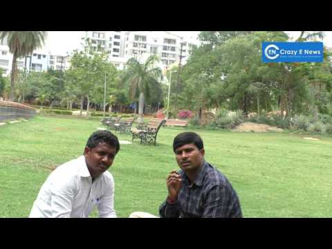 CrazyENews with Relare Prasad and Sandeep part 1