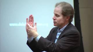"""Dan Siegel Professor of Psychiatry- """"Being"""" Versus """"Doing"""" With Your Child"""