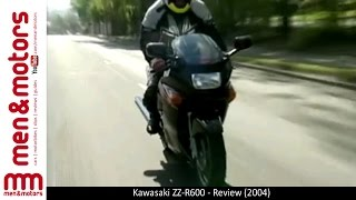 2. Kawasaki ZZ-R600 - Review (2004)