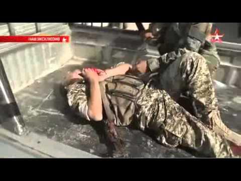 Последствия длительного боя с боевиками ИГ есть погибшие и раненые