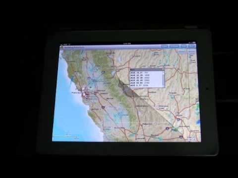 Video of GeoMobile for ArcGIS