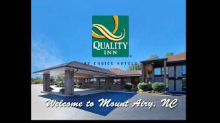 Mount Airy (NC) United States  city photo : Quality Inn Mount Airy, NC