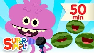 Video Down By The Bay | + More Kids Songs | Super Simple Songs MP3, 3GP, MP4, WEBM, AVI, FLV Mei 2017